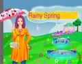 Весенний дождь